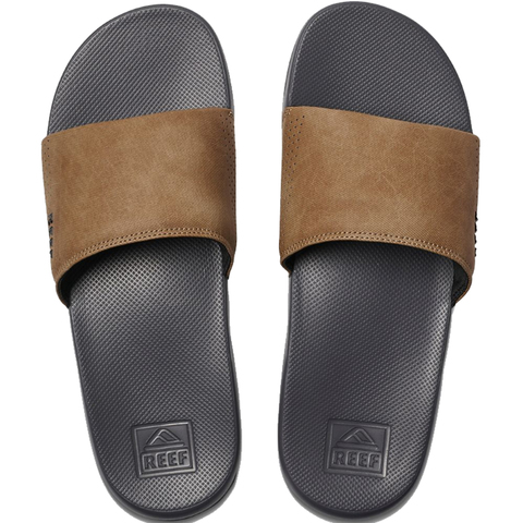 Reef One Slide Sandals - Men's