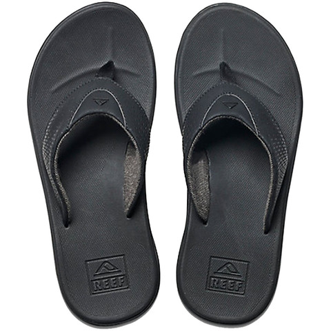 Reef Rover Sandals All Black 13.0