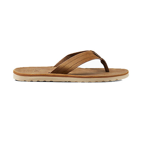 Reef Voyage LE - Men's  Bronze Brown