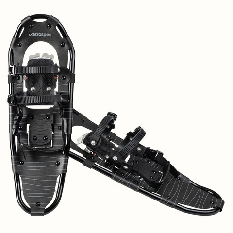 USOutDoor.com - Retrospec Lynx Snow Shoes Black Ice 21in 79.95 USD
