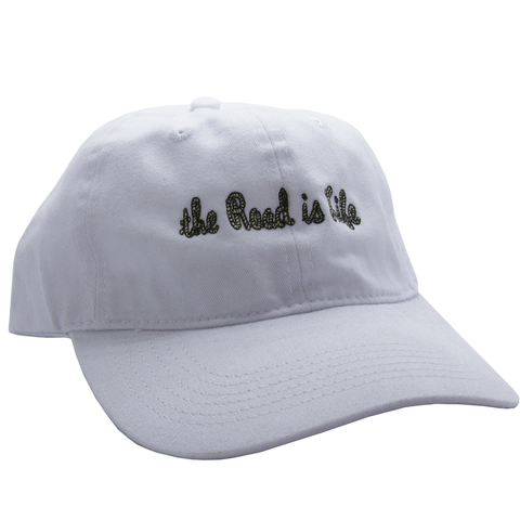 The Road Is Life Come Sail Away Dad Hat