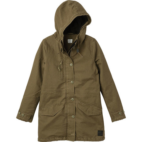 RVCA Ground Control Jacket - Women's