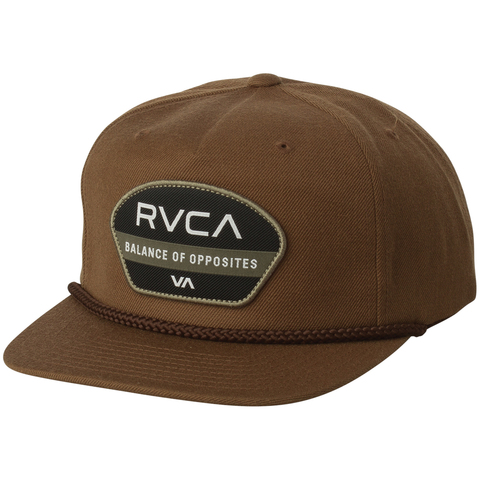 RVCA Opposite Snapback Hat
