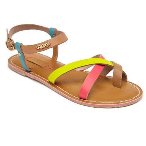 Roxy Carnivale Sandals- Womens Tzp