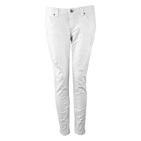 Roxy Zip It Destroy Denim Pants - Women's