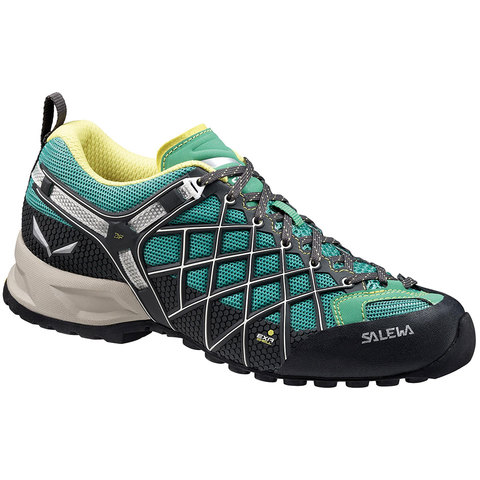 Salewa Wildfire Vent Shoes - Women's Carbon/assenzio 6.0