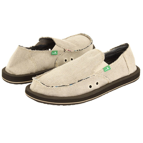 Sanuk Hemp Shoes
