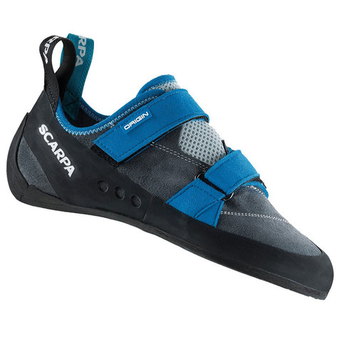 Scarpa Origin Rock Shoes Iron Grey 44.0