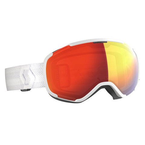 Scott Faze 2 Goggle White/enhancer Red N/a