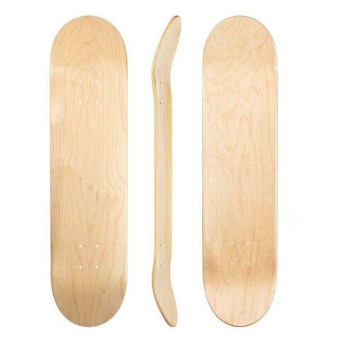 U.S. Outdoor Blank Skateboard Decks