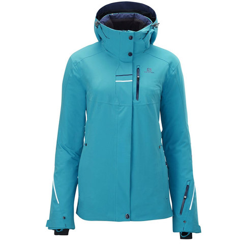 Salomon Brilliant Jacket Women S Salomon Archive