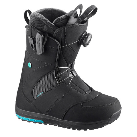 Salomon Ivy Boa STR8JKT Snowboard Boot - Women's  2018