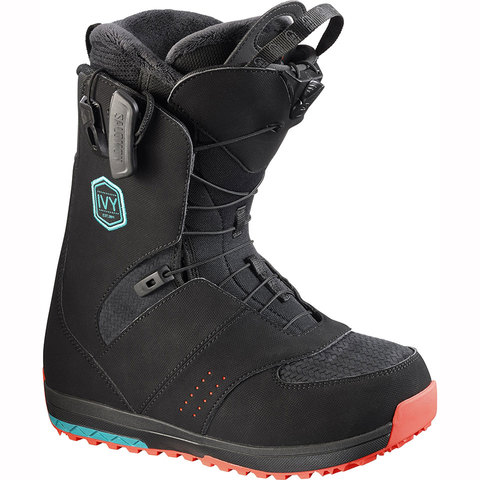 Salomon Ivy Boa Str8jkt Boot - Women's 2017
