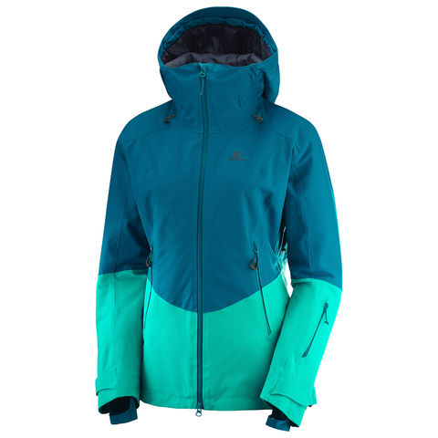 Qst Guard Jacket Qst Guard Women's Women's Guard Salomon Salomon Qst Salomon Jacket drtsQh