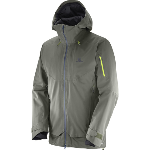 Salomon Qst Guard Jacket Usoutdoor Com