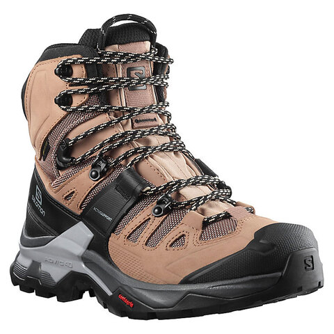 USOutDoor.com - Salomon Quest 4 Gore-Tex Boot – Women's Sirocco/ Mocha Mousse 7.0 229.95 USD