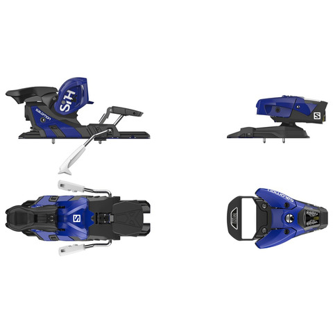 Salomon STH2 WTR 16 Binding Blue / Black 90mm