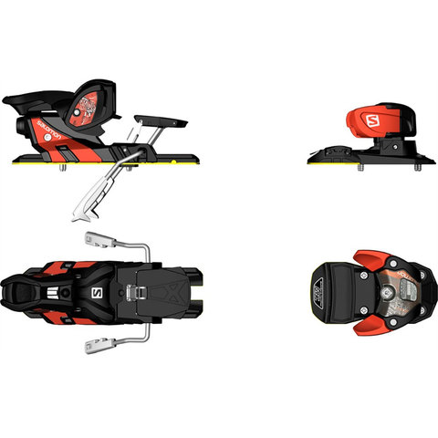 Salomon Warden MNC 13 Ski Bindings 2015