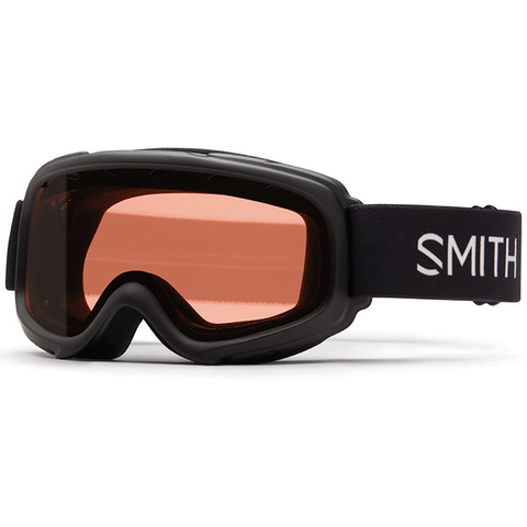 Smith Gambler Snow Goggles - Kid's Black/rc36 N/a