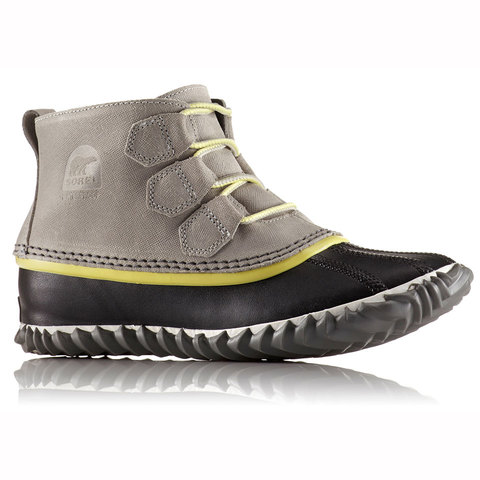 Sorel Out N About Leather Duck Boot