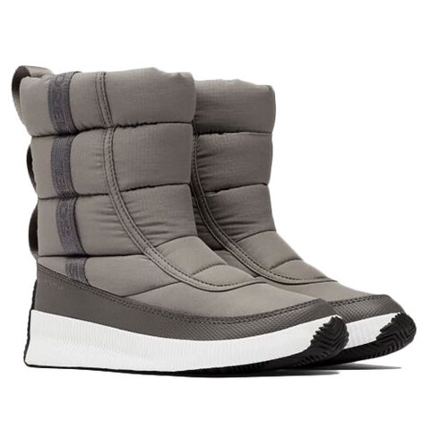 USOutDoor.com - Sorel Out N About™ Puffy Mid Boot – Women's Quarry 8.5 129.95 USD