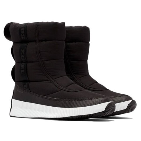 USOutDoor.com - Sorel Out N About™ Puffy Mid Boot – Women's Black 8.0 129.95 USD