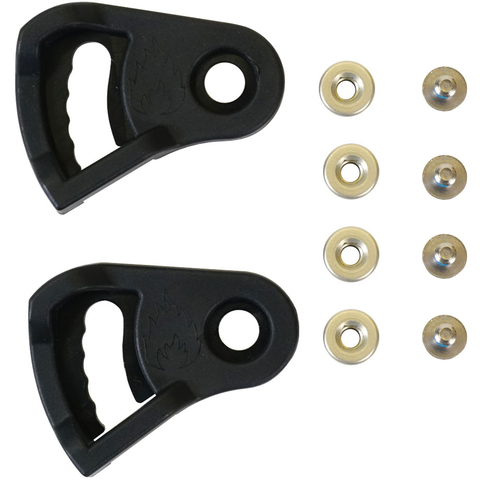 Spark R&D Tip and Tail Clips