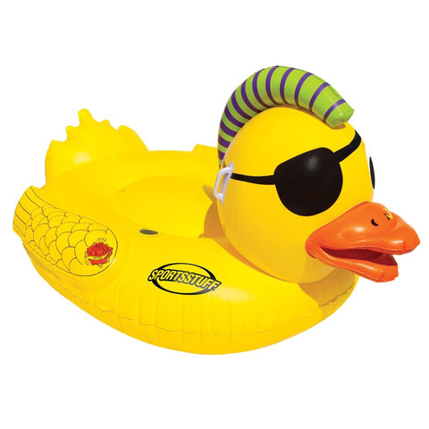 Airhead Punk Duck Float N/a One Size