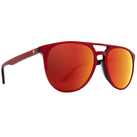 Spy 'Syndicate Sunglasses' Red-Black/red N/a