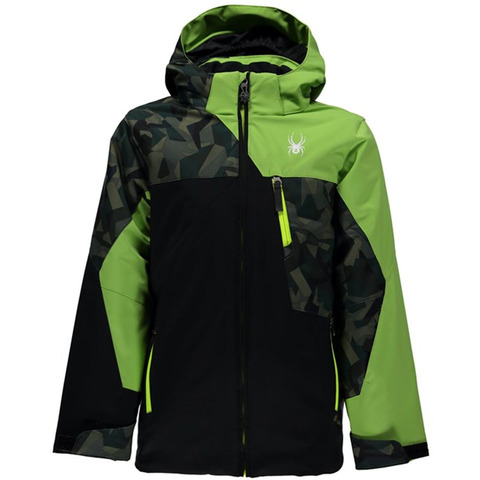 Spyder Boy's Ambush Jacket - Kid's