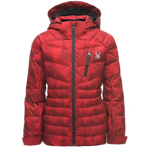 Spyder Impulse Synthetic Down Jacket - Boy's