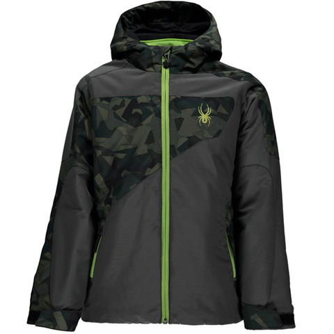 Spyder Boy's Reckon 3-In-1 Jacket - Kid's
