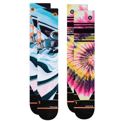 Stance Mountain 2 Pack Socks - Women's