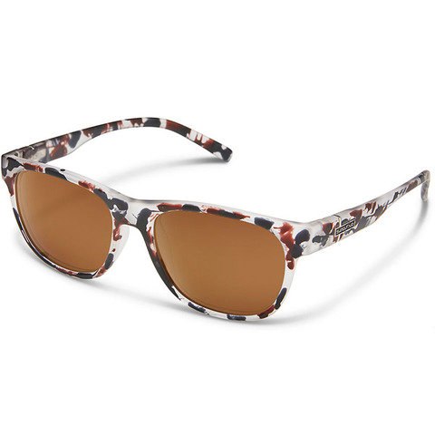 Suncloud Polarized Optics Suncloud Scene Sunglasses Sprinkle/brown