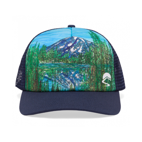 Sunday Afternoons Alpine Reflections Trucker Hat