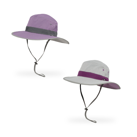 Sunday Afternoons Clear Creek Reversible Boonie Hat - Women's