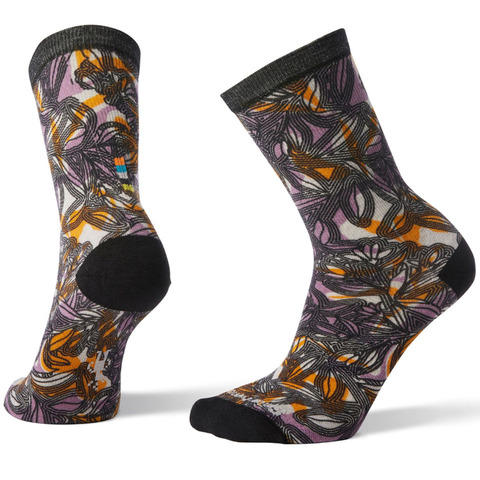 Smartwool Curated Jardin Jota Crew Socks - Women's
