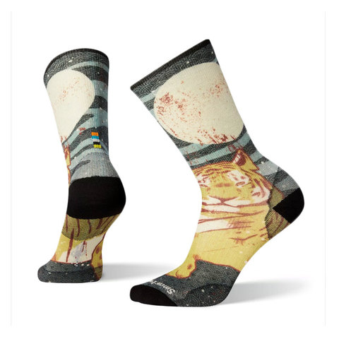 Smartwool Curated Tiger Within Crew Sock