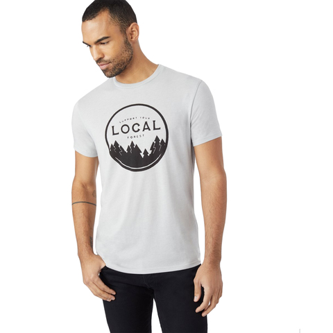 Tentree Support Your Forest T Shirt - Men's
