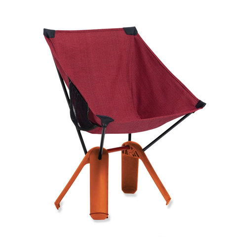 Therm-a-Rest Quadra Chair Red Ochre One Size