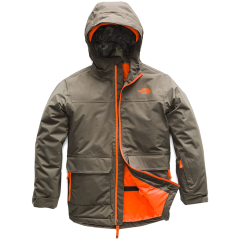 The North Face Boy's Freedom Insulated Jacket - Kid's