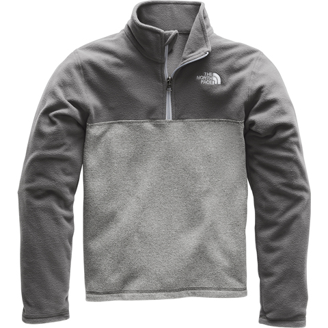 119e1a67b The North Face Glacier 1/4 Zip Fleece - Boys | USOUTDOOR.com