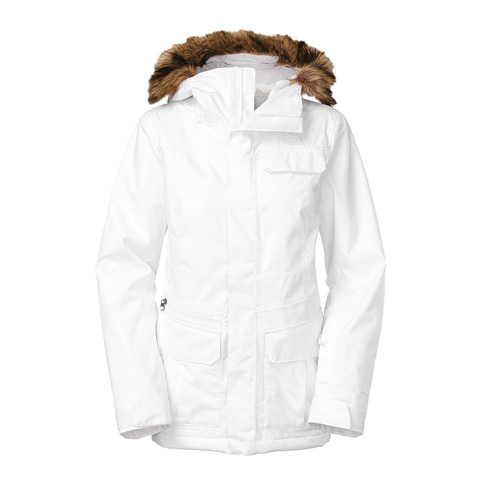 The North Face Baker Deluxe Insulated Jacket - Womens ...