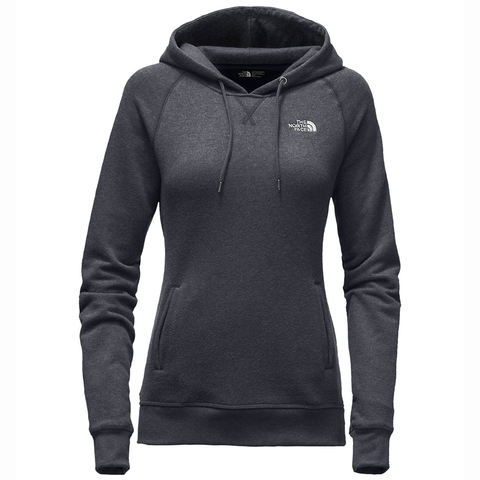 The North Face French Terry Pullover Hoody - Womens