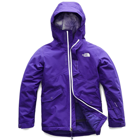 The North Face Girl's Freedom Insulated Jacket - Kid's