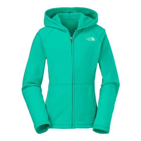 The North Face Glacier Full Zip Hoody - Girls
