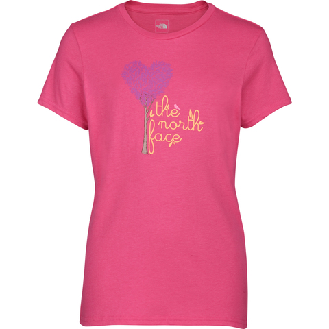 The North Face Loving Tree S/S Tee - Girls