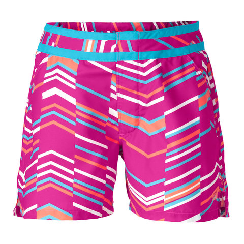 The North Face Girls' Senessa Printed Water Shorts