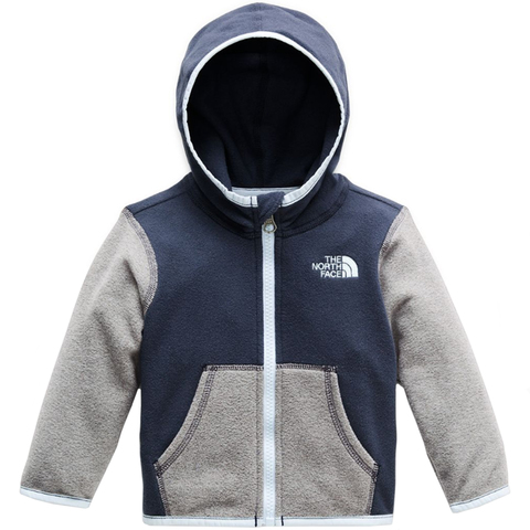 26827298e The North Face Infant Glacier Full Zip Hoodie | USOUTDOOR.com