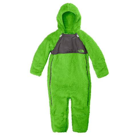 The North Face Infant Plushee Fleece Bunting The North